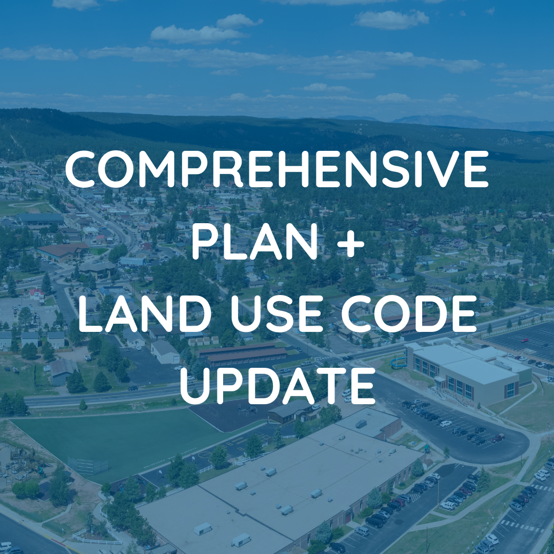 COMPREHENSIVE PLAN AND LAND USE CODE UPDATE