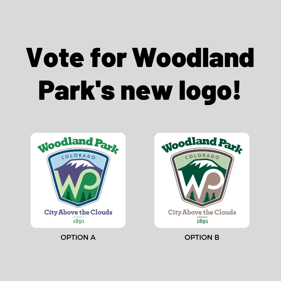 Vote for Woodland Park&#39s New Logo