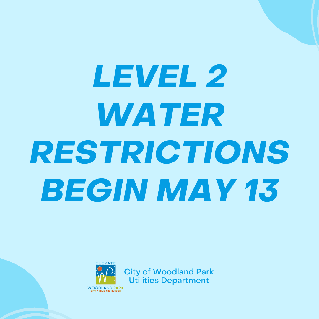 Level 2 Water Restrictions Begin May 13